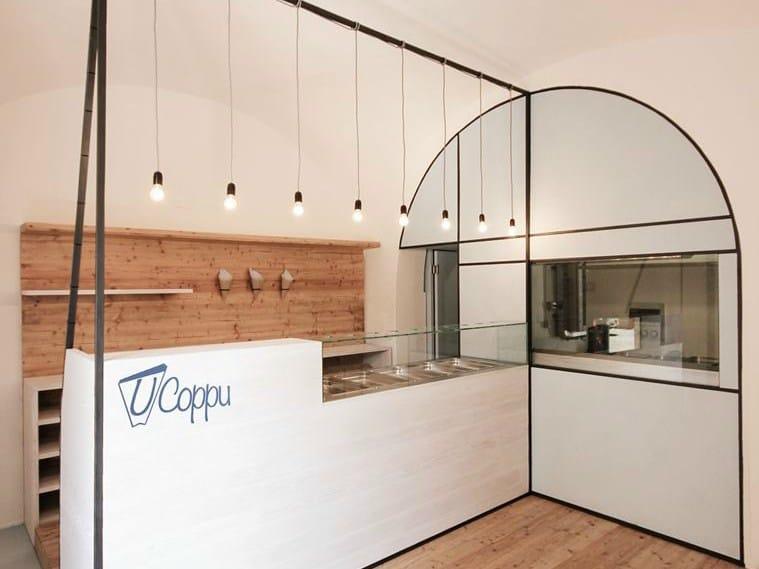 U coppu: un nuovo locale a Favignana by Studio DiDeA