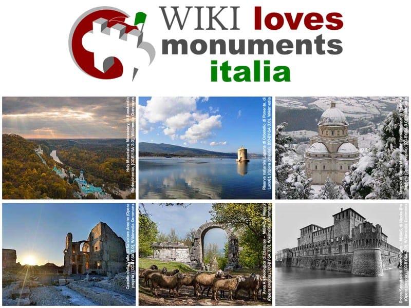 Al via Wiki Loves Monuments Italia 2015