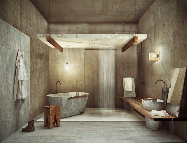 Sala da bagno design sala da bagno realizzata da maretta for Sala da bagno design