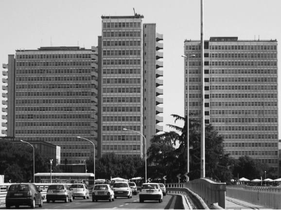 Torri dell'Eur: al via i lavori per il nuovo headquarter di Telecom