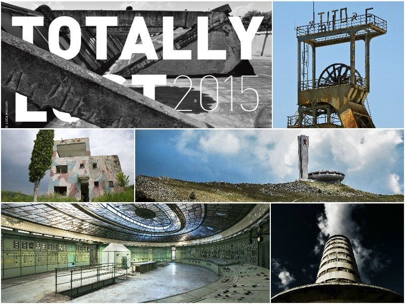 Totally Lost: al via l'edizione 2015 dell'open call europea