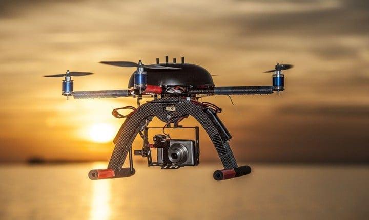 Lotta all'abusivismo edilizio: la Campania userà i droni