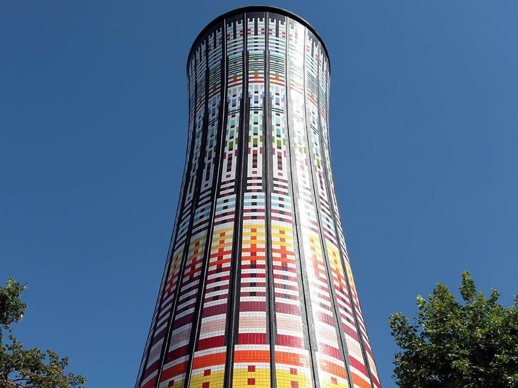 Torre Arcobaleno: rinasce un simbolo dell'architettura italiana
