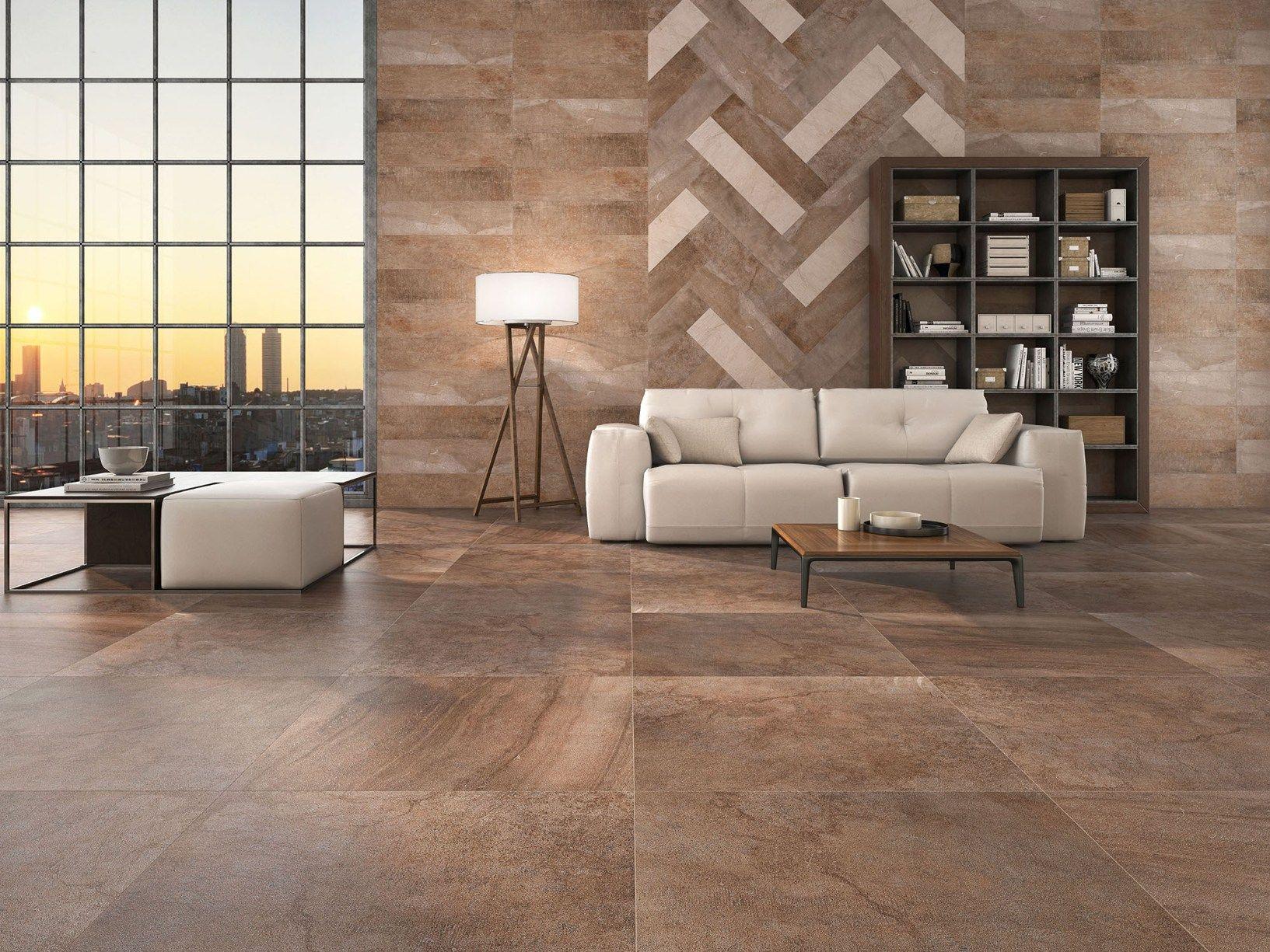 Lucido pavimento di piastrelle di tacchino marmo beige sahara