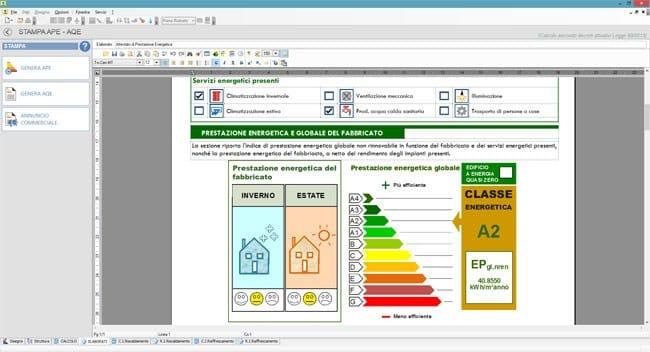 TerMus, il software dedicato alla certificazione energetica e la verifica delle prestazioni energetiche degli edifici