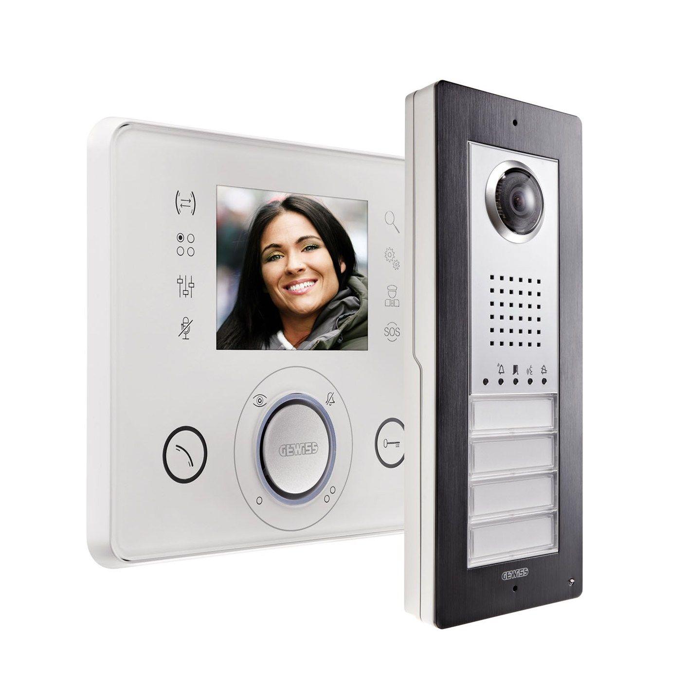 CITY VISION, il sistema di videocitofonia che soddisfa le esigenze di supervisione videocitofonica e di controllo dei dispostivi domotici