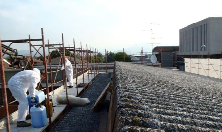 Bonifica dell'amianto sui capannoni, in arrivo un credito di imposta del 50%