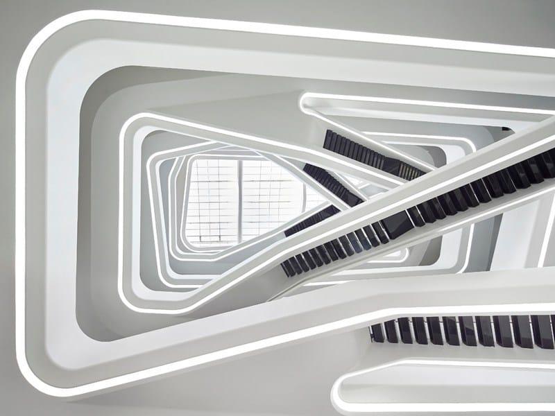 A Mosca il Dominion Office Building di Zaha Hadid