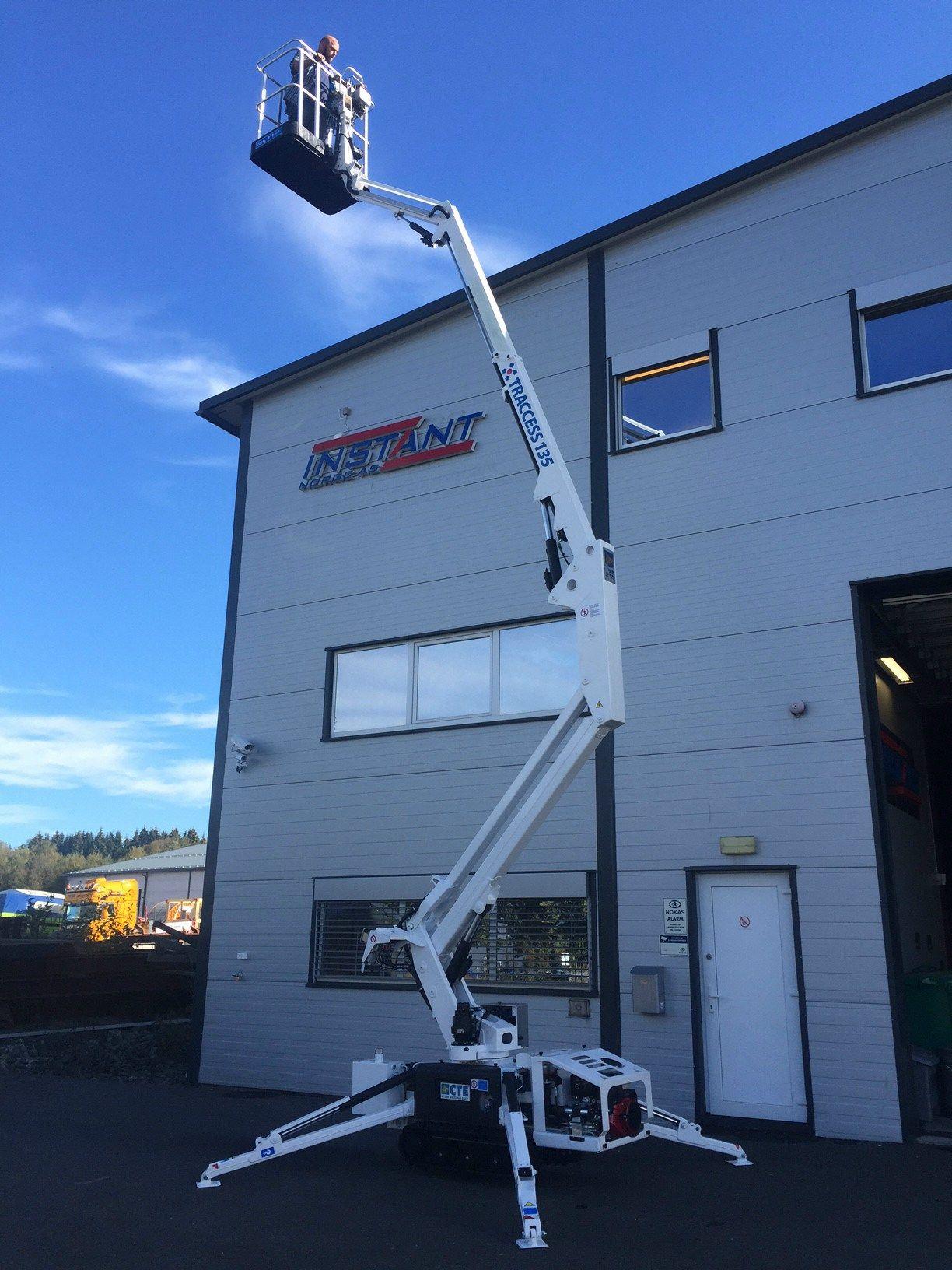 Primo Traccess 135 CTE in Norvegia