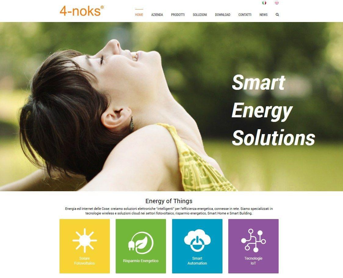 Autunno di novità in casa 4-noks: nuovo sito, nuovo catalogo