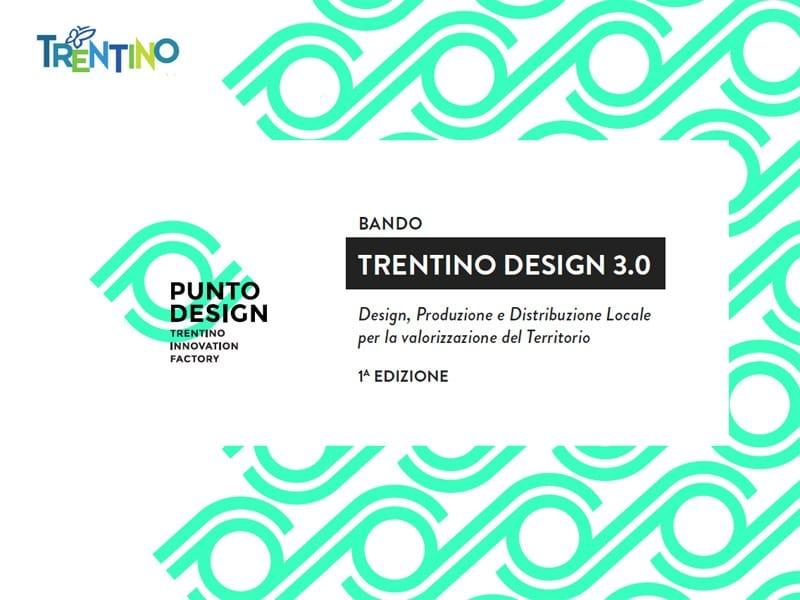 Trentino Sviluppo lancia Trentino Design 3.0