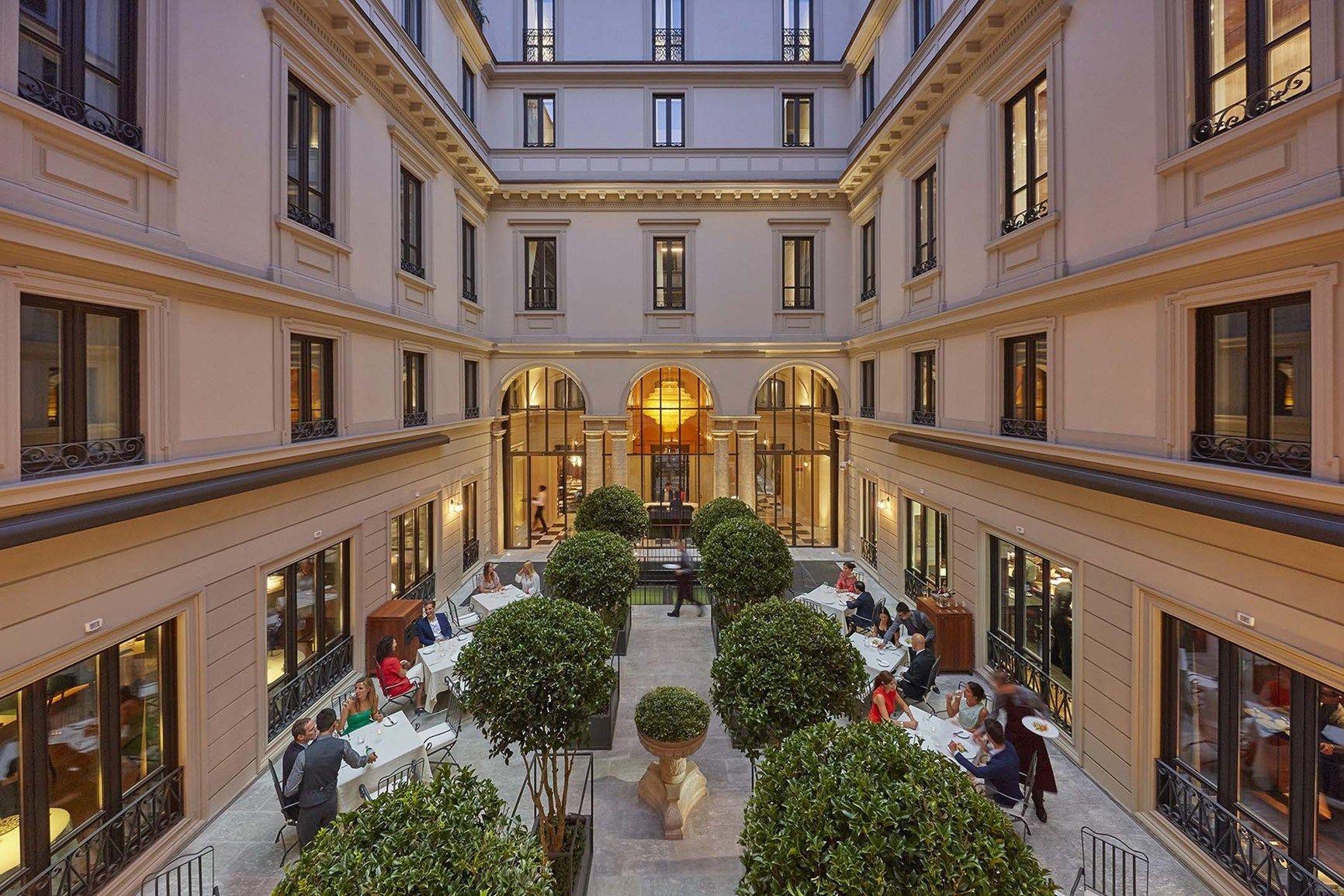 Laterlite: tecnologie leggere e isolanti per il Mandarin Oriental a Milano