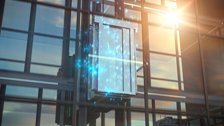 MAX elevator (c) ThyssenKrupp
