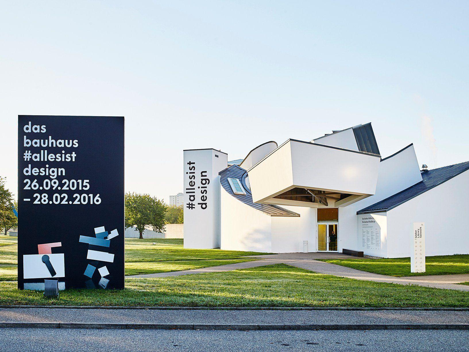 #itsalldesign: l'incredibile eredità del design di impronta Bauhaus