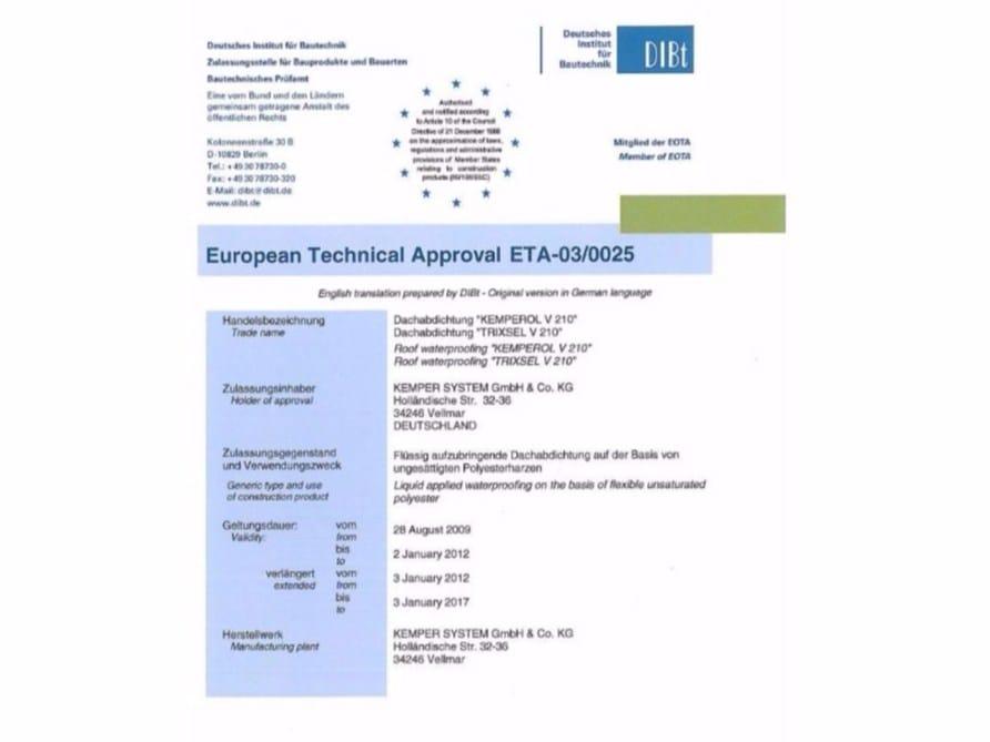 Cosa sono le Valutazioni ETA secondo le linee guida ETAG 005?