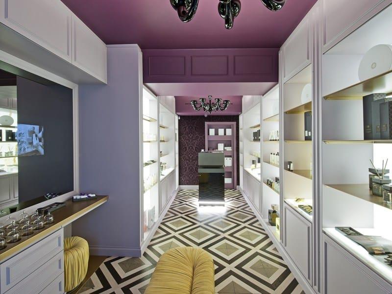 Andrea Castrignano firma la prima boutique Locherber Milano
