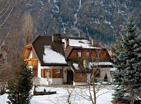 Tegole paraneve Wierer, il lato bello della neve