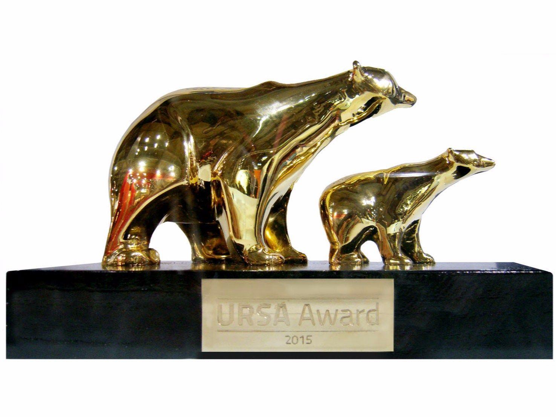URSA AWARD 2015