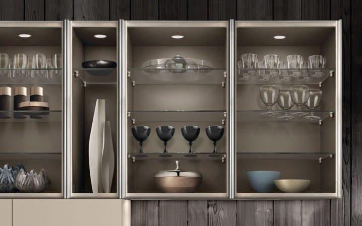 Da euromobil soluzioni per la cucina e il living for Euromobil 02