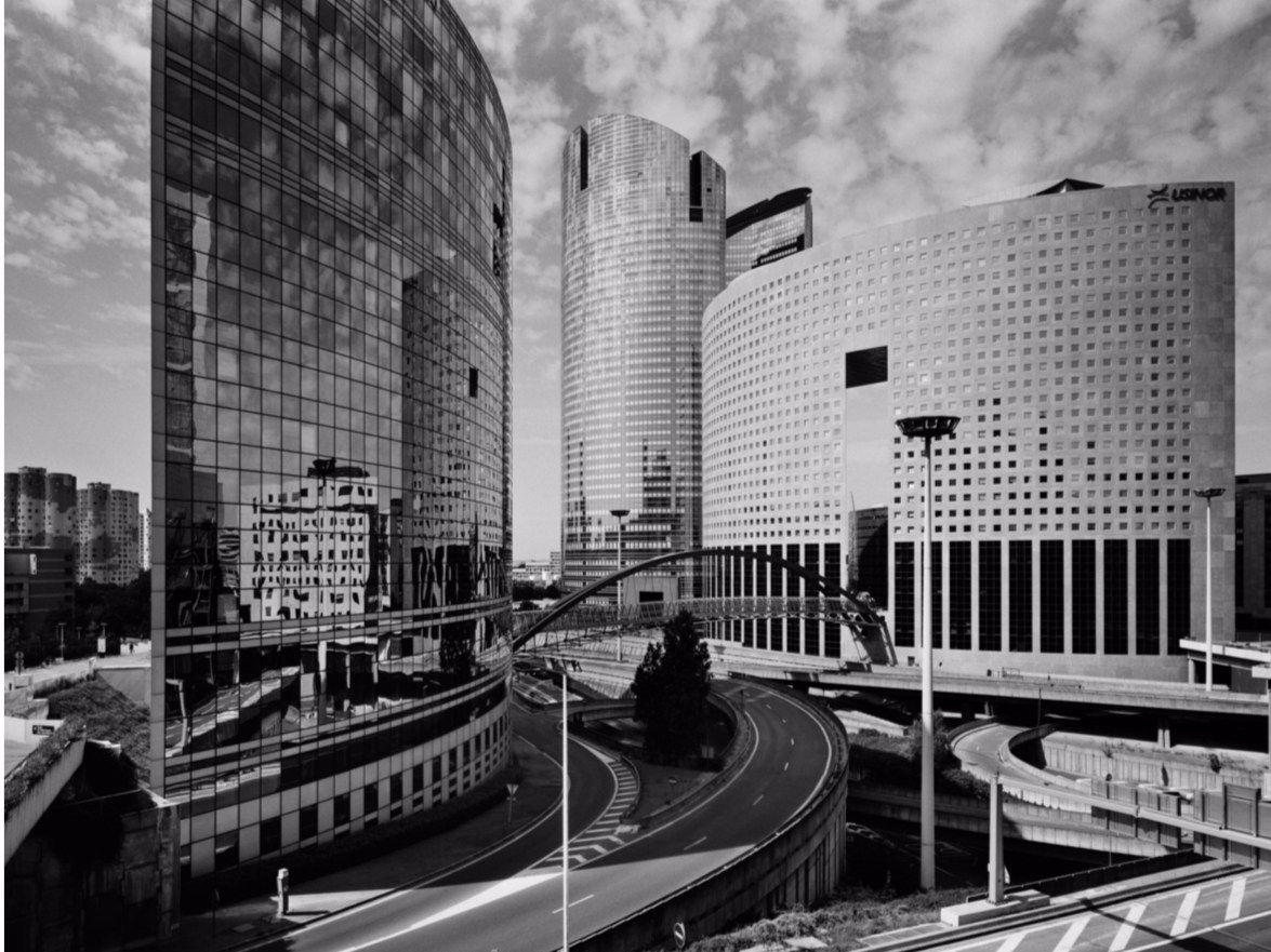 PARIS, 1997 (c) Gabriele Basilico