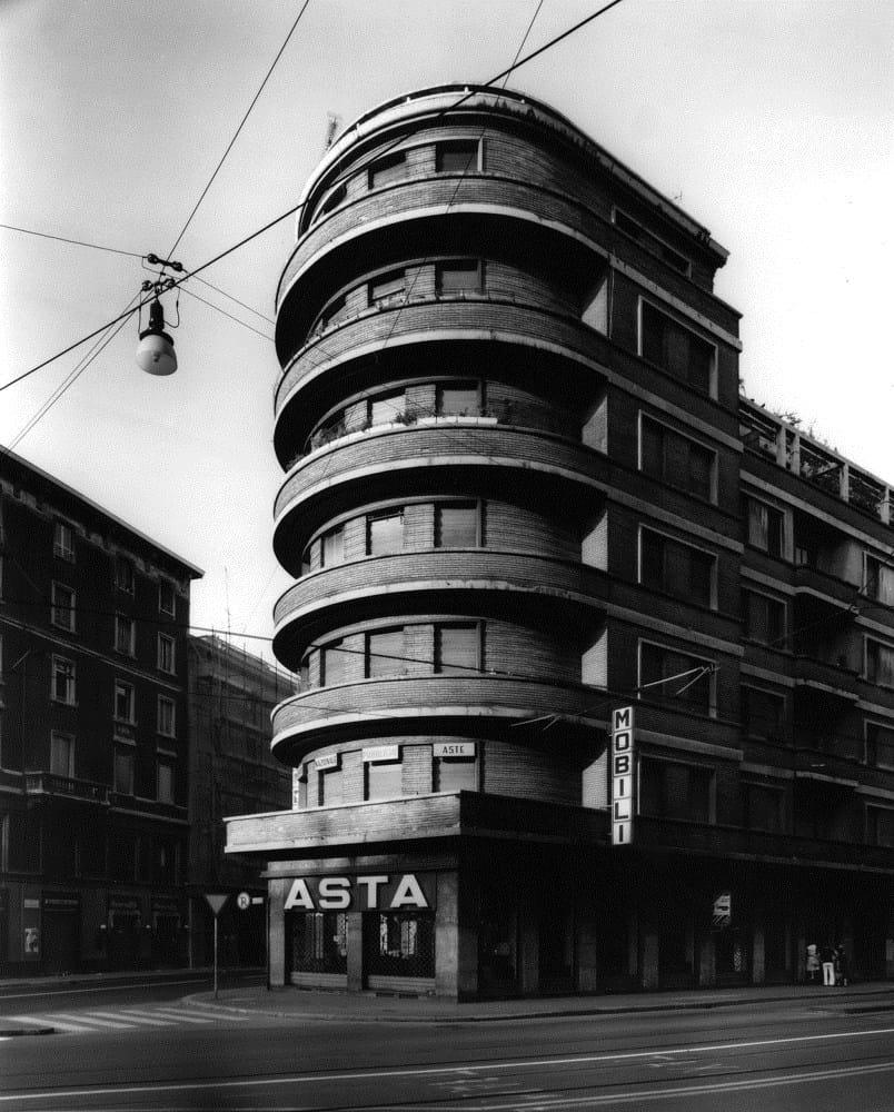MILANO, 1980 (c) Gabriele Basilico