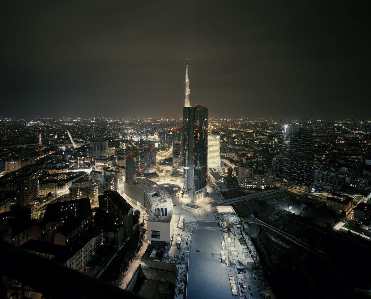 MILANO, 2012 (c) Gabriele Basilico