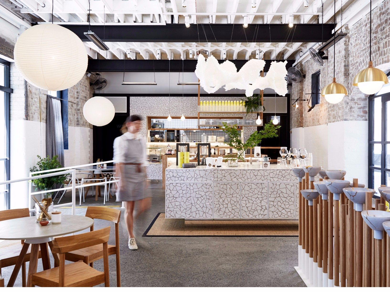 The Rabbit Hole: da ex sito industriale a nuova tea house