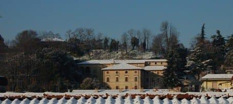 AERtetto per Villa Zamboni a Valeggio sul Mincio