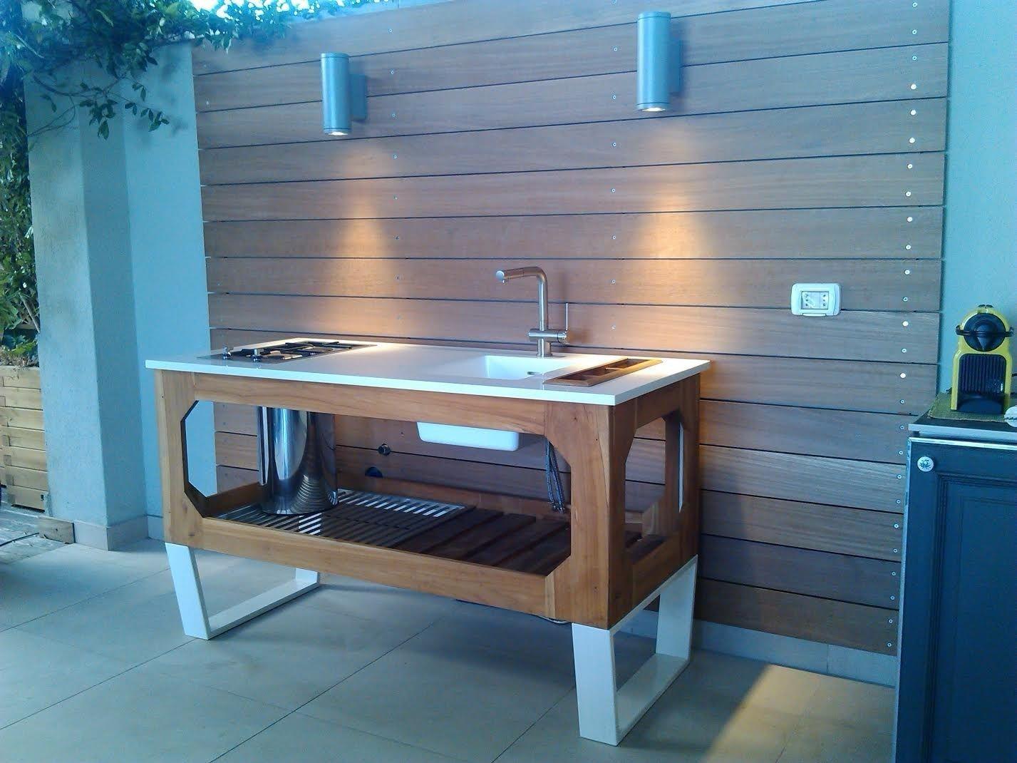 Window, la cucina Lgtek per outdoor e indoor