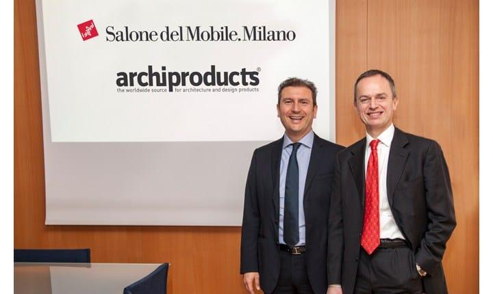 Accordo Federlegno-Edilportale per i cataloghi digitali di Salone del Mobile e Made Expo