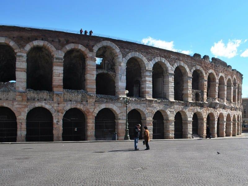 Arena di Verona: il concorso internazionale per la copertura