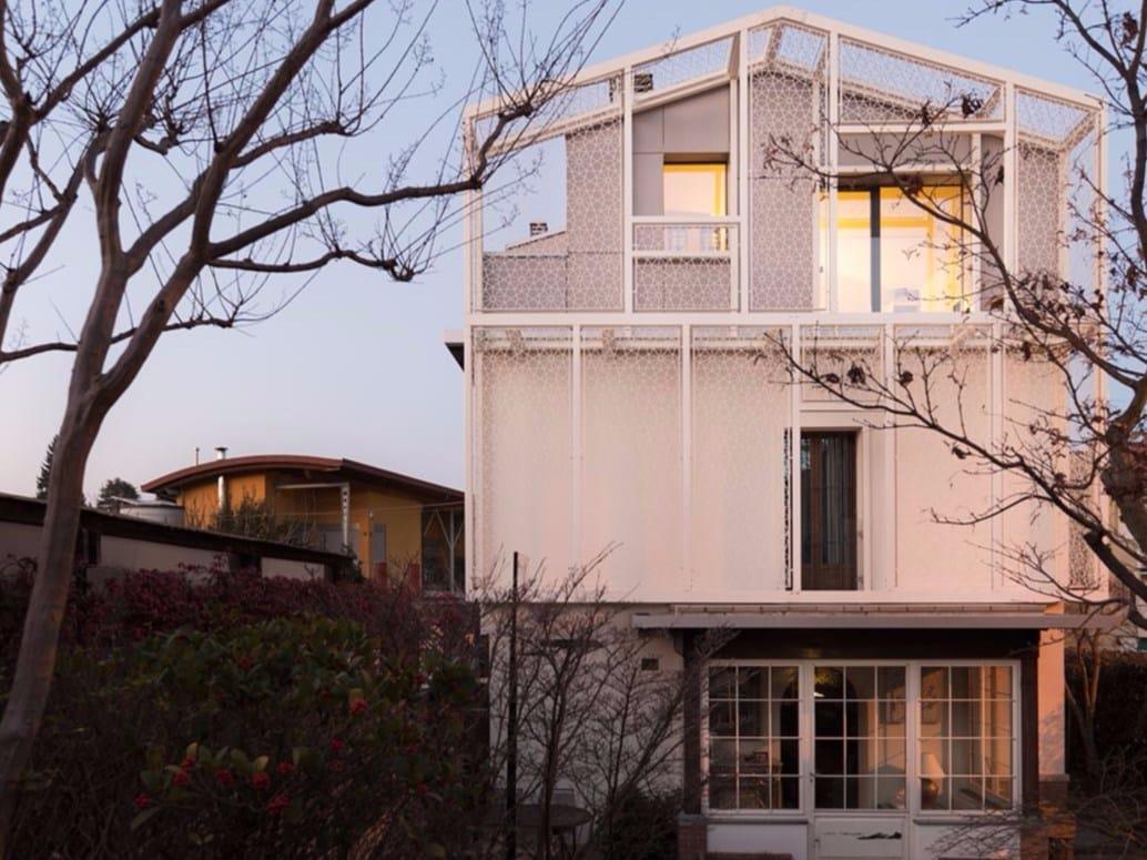 Vertical Garden House: il progetto dello studio LCA