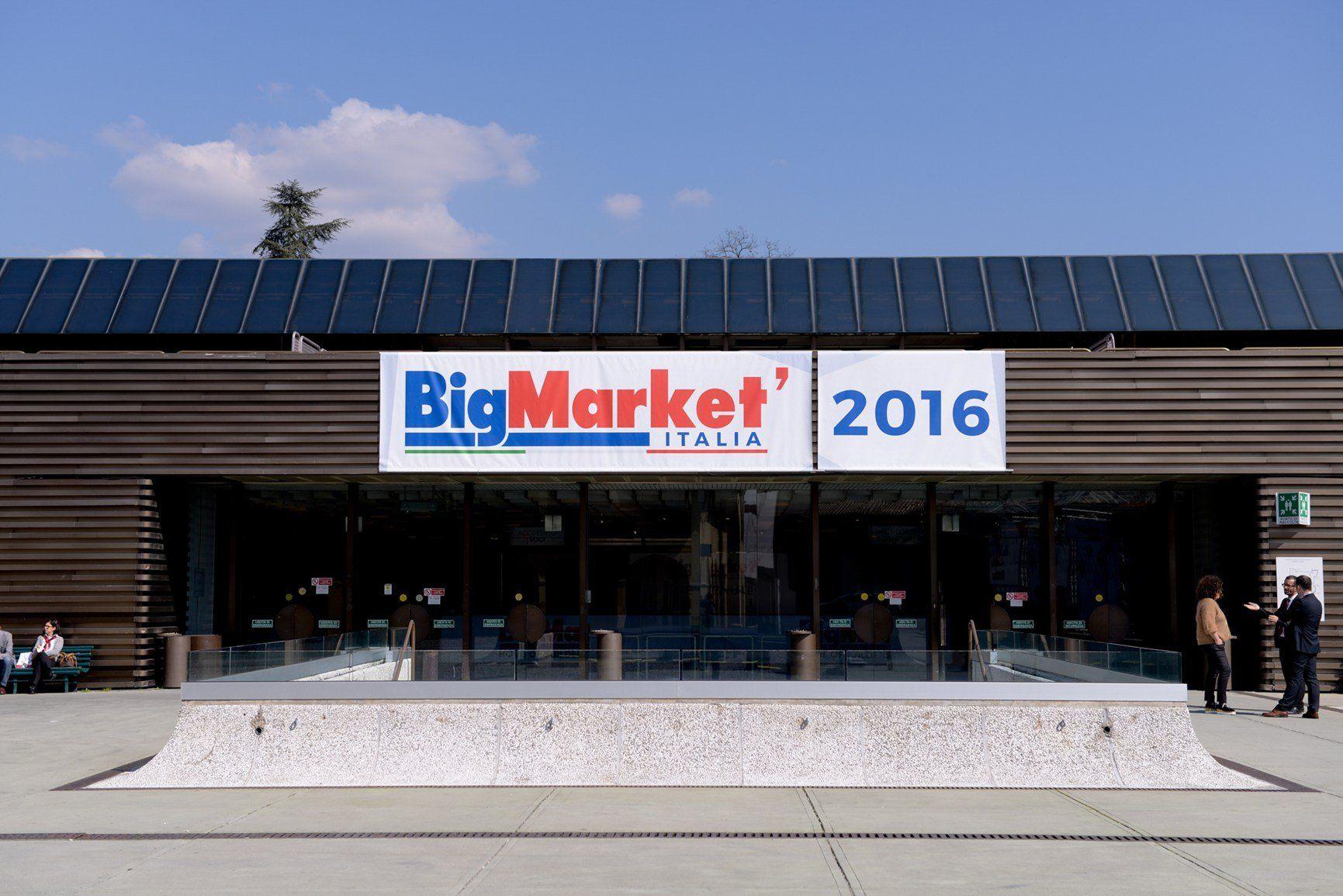 Bigmarket, un momento di relazione firmato Bigmat