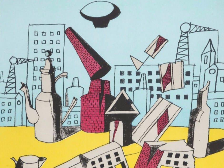 Aldo Rossi. La finestra del poeta – Opera Grafica 1973-1997