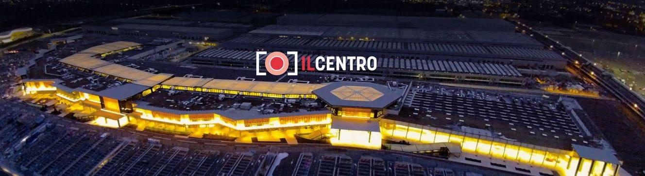 Clivet per Il CENTRO di Arese, il più grande shopping center d'Italia