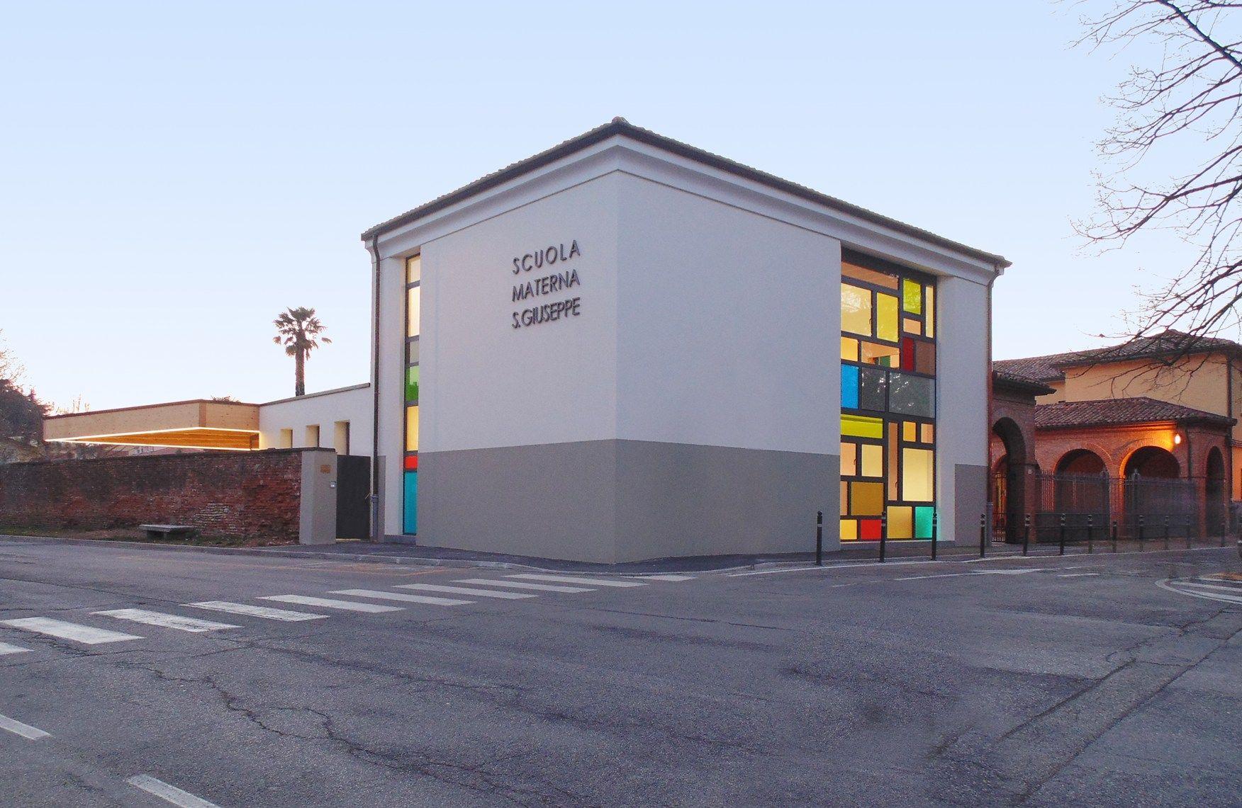 Wienerberger trasforma in scuola l'antico convento di Castel Bolognese