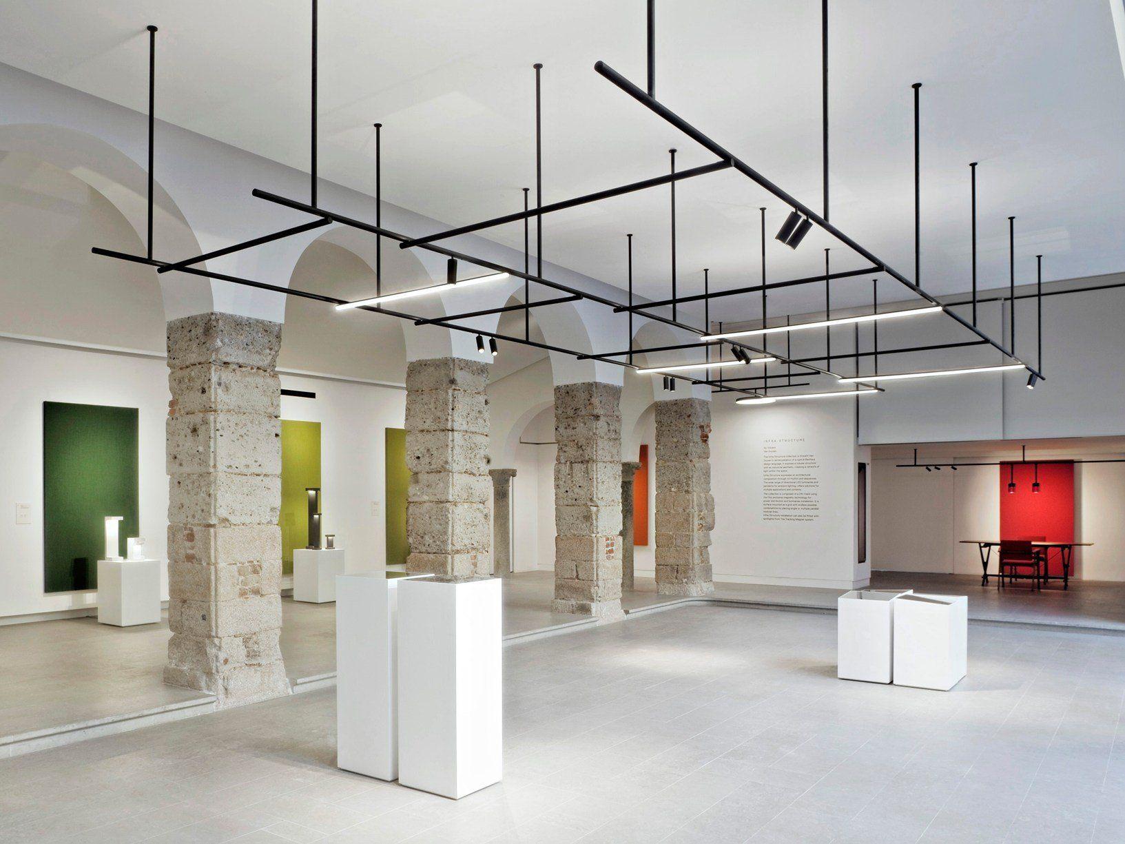 Lo showroom flos si trasforma in galleria d arte