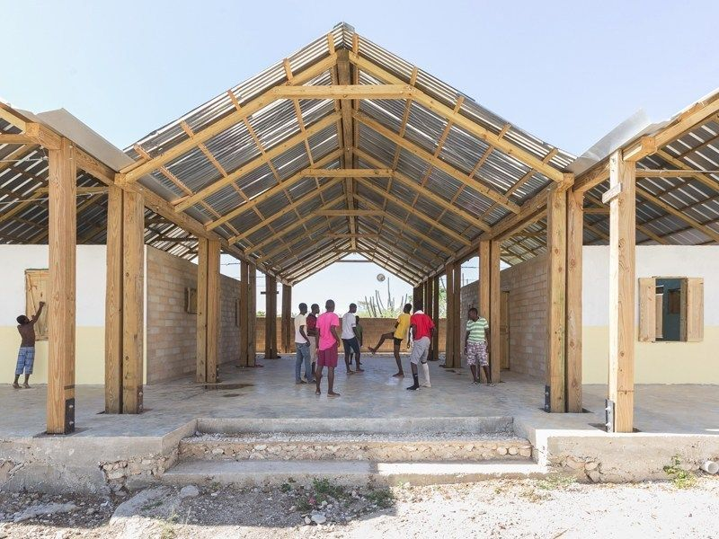 Ti Kay Là. 'Le piccole case' per gli orfani di Haiti
