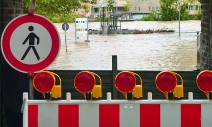 Legambiente: 7 milioni di cittadini esposti al pericolo frane e alluvioni