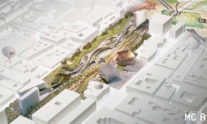 Urbanpromo, i progetti per Roma, Catania e Bari
