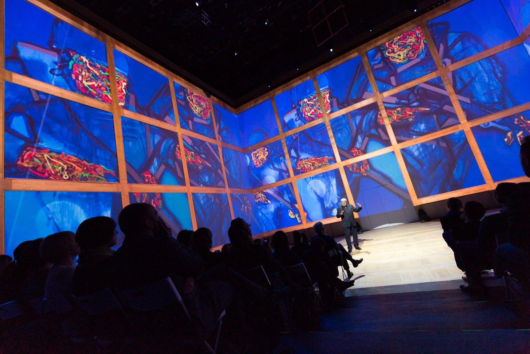 Al Teatro Shakespeare di Danzica OKNOPLAST ha presentato Prolux Evolution