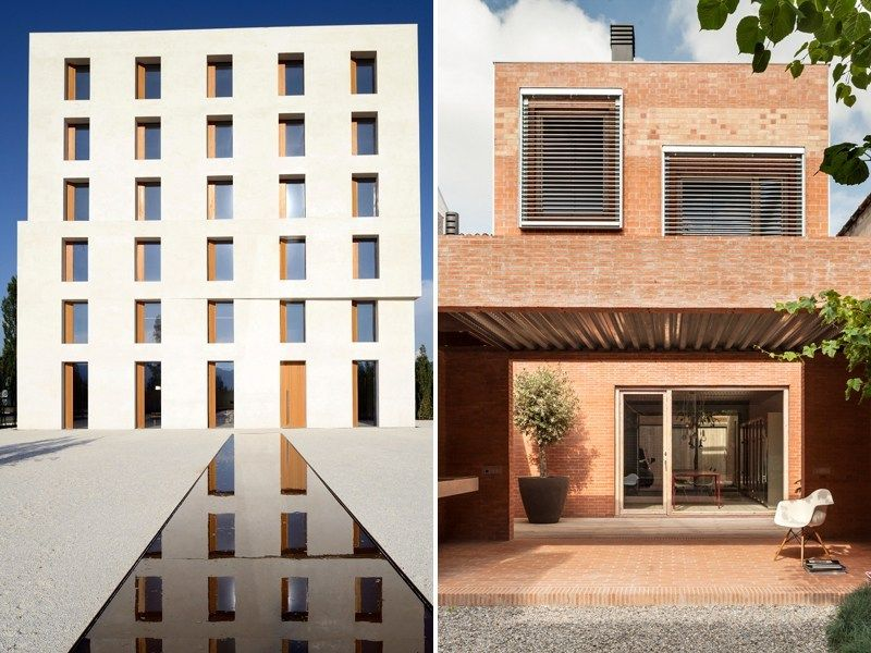 Wienerberger Brick Award 2016: vincono Austria e Spagna