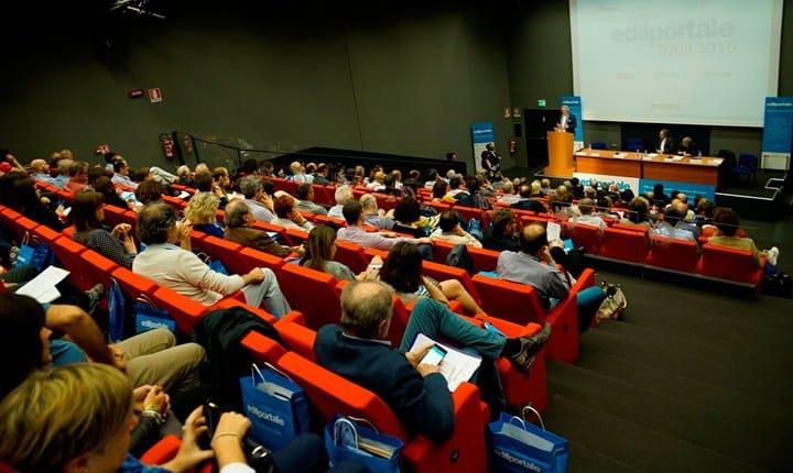 Edilportale Tour 2016 a Torino: 'edifici obsoleti, vale sempre la pena ristrutturarli?'