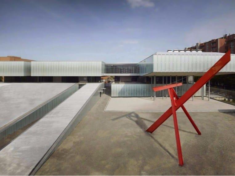 Visita guidata al Mast di Bologna con gli architetti di studio Labics