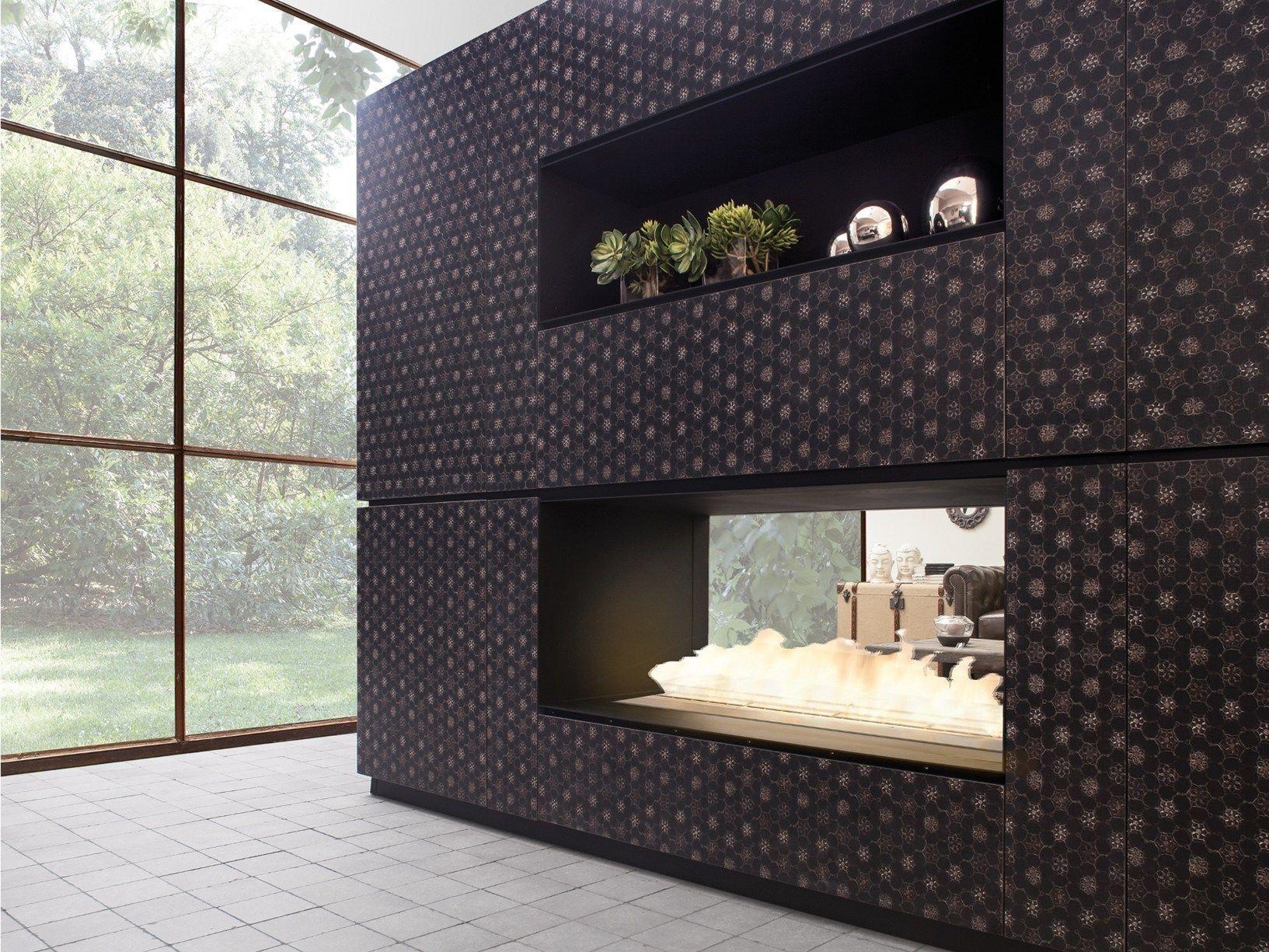 Pareti Divisorie In Tessuto : I mobili contenitori diventano pareti divisorie