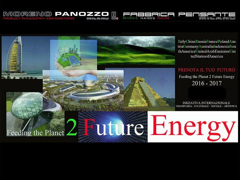 Al via Feeding the Planet 2 Future Energy