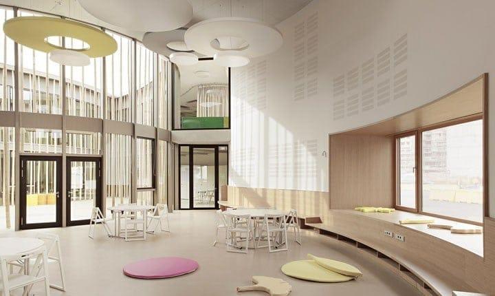 Acustica e spazi flessibili, i suggerimenti ai progettisti delle 'Scuole Innovative'
