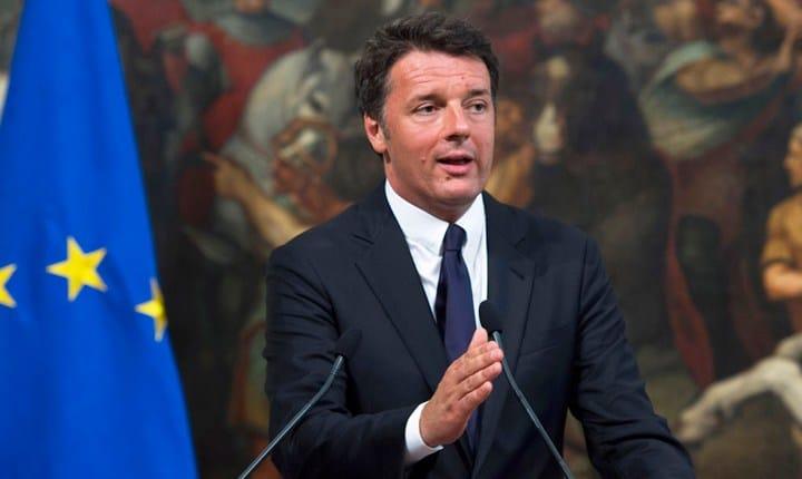 Rinnovabili, Renzi annuncia #energienove: 9 miliardi di euro in 20 anni