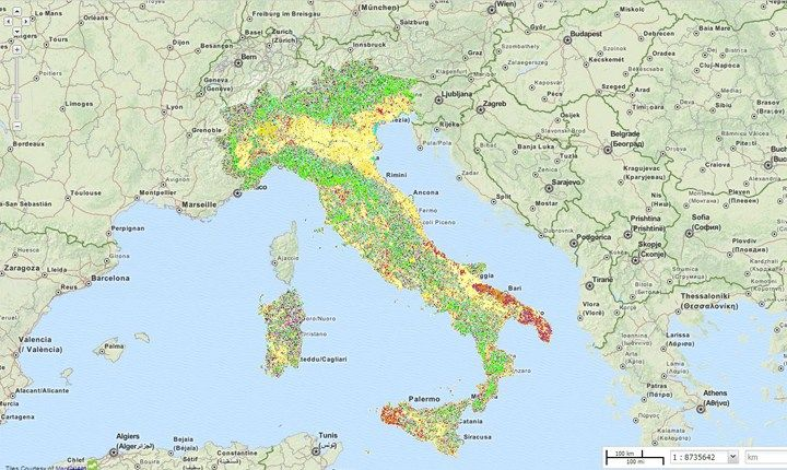 Consumo di suolo, per monitorarlo nasce 'Soil Monitor'