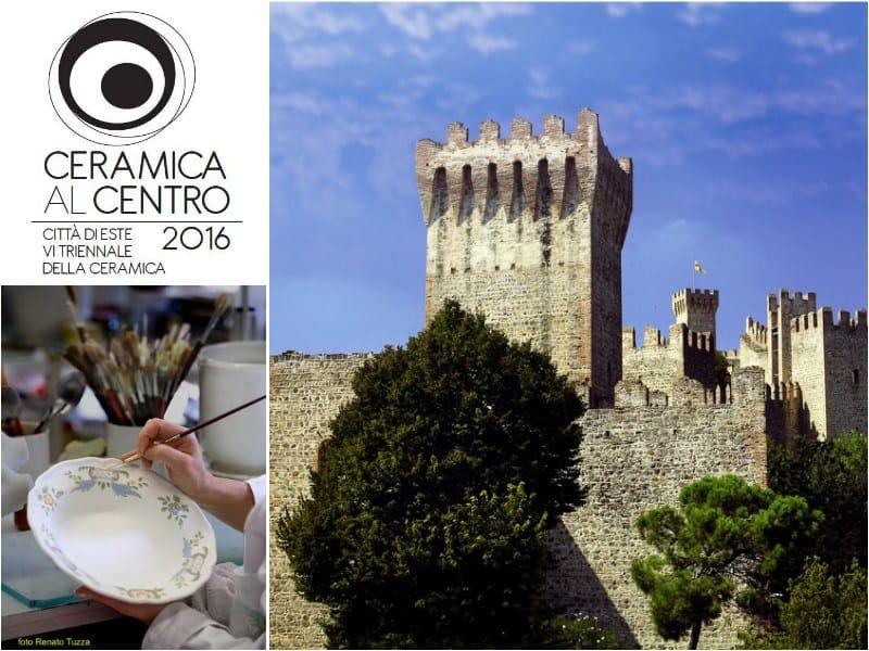 VI Triennale della Ceramica Atestina – Ceramica al centro